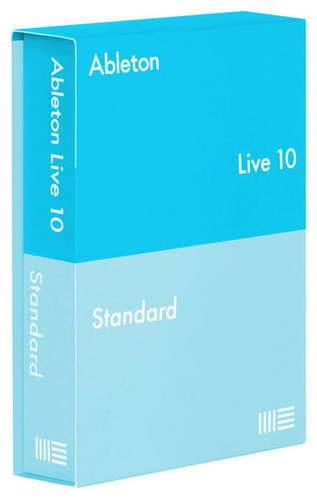 Софт для студии Ableton Live 10 Standard Edition григорий лепс парус live