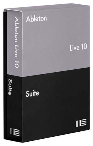 Софт для студии Ableton Live 10 Suite Edition григорий лепс парус live