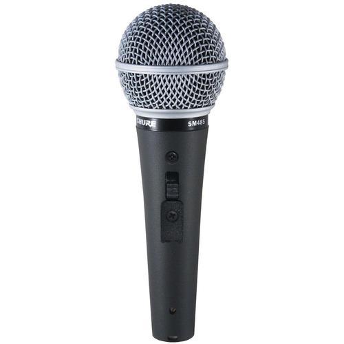 Динамический микрофон Shure SM48S микрофон shure sm63lb