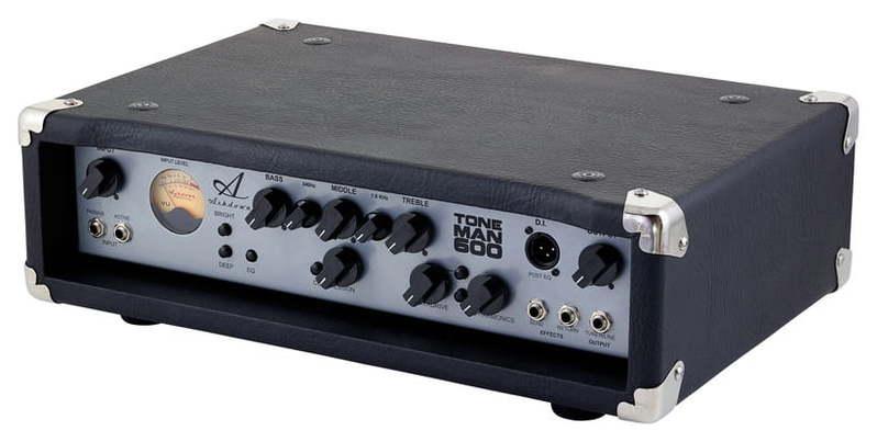 Усилитель голова для бас-гитары Ashdown Toneman 600 Evo III концертный усилитель звука 100 вт