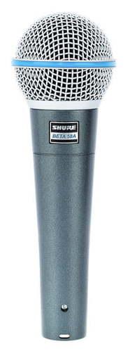 Динамический микрофон Shure BETA58A микрофон shure sm63lb