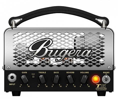 Гитарный усилитель BUGERA T5-INFINIUM гитарный усилитель bugera 6262 infinium