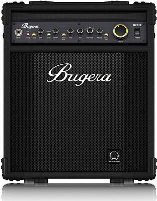 Комбо для бас-гитары BUGERA BXD12 ULTRABASS гитарный усилитель bugera 6262 infinium