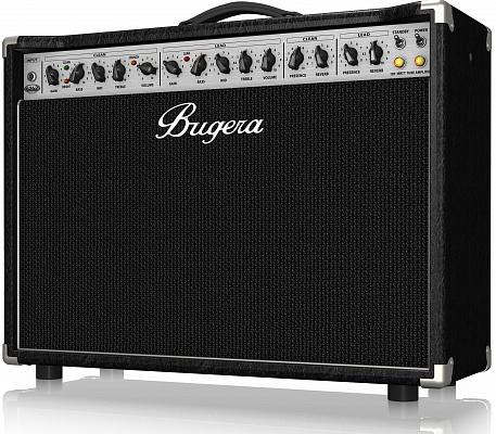 Комбо для гитары BUGERA 6262-212 INFINIUM гитарный усилитель bugera 6262 infinium