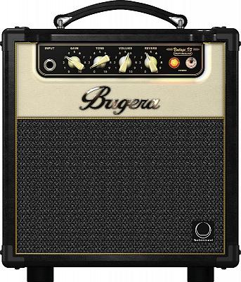 Комбо для гитары BUGERA V5 INFINIUM гитарный усилитель bugera 6262 infinium