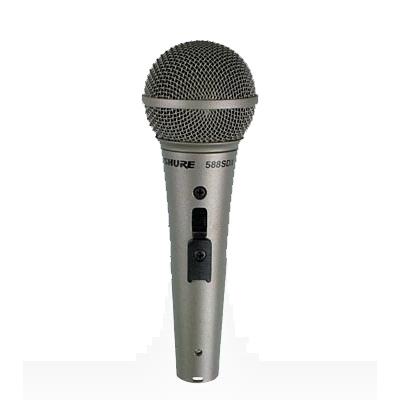 Динамический микрофон Shure 588SDX sdx 23