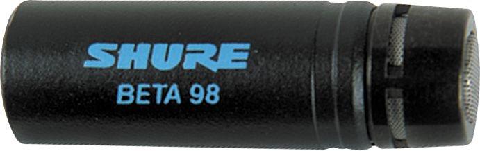 Микрофон для ударных инструментов Shure BETA 98D-S стерео микрофон shure vp88