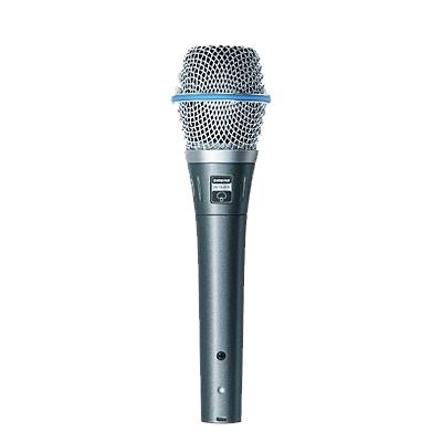 Конденсаторный микрофон Shure BETA87A стерео микрофон shure vp88