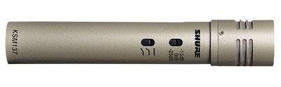 Микрофон с маленькой мембраной Shure KSM137-SL стерео микрофон shure vp88