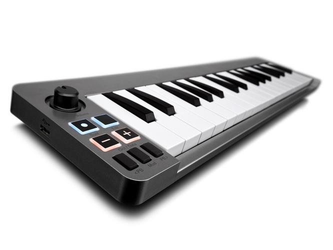 MIDI-клавиатура 32 клавиши M-Audio Keystation Mini 32 мини клавиатура с тачпадом