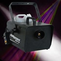 Генератор дыма AMERICAN DJ FogStorm 1700 HD генератор дыма eurolite dynamic fog 600