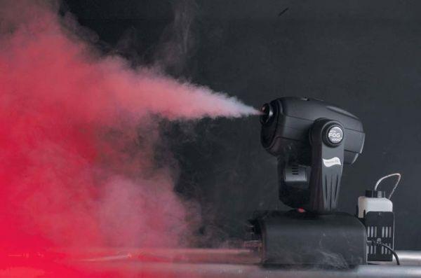 Генератор дыма AMERICAN DJ Accu Fog 1000 генератор дыма eurolite dynamic fog 600