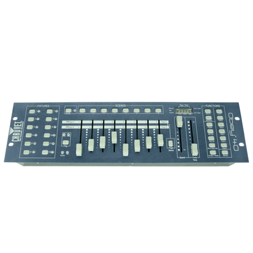 Контроллер DMX Chauvet OBEY 10 chauvet dj obey 40