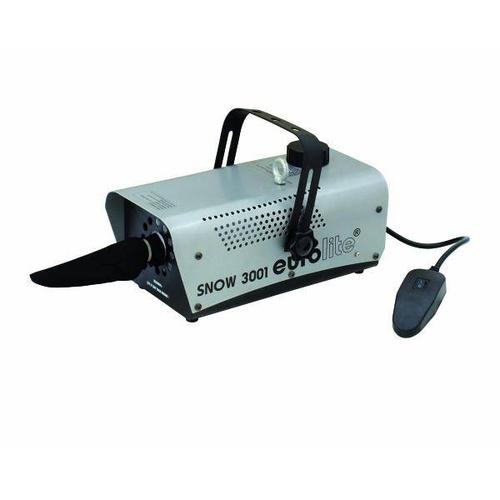 Генератор снега EUROLITE SNOW 3001 генератор дыма eurolite dynamic fog 600
