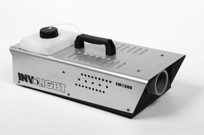 Генератор дыма INVOLIGHT FM1200 генератор дыма eurolite dynamic fog 600