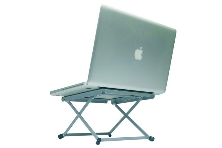 Dj стойка Magma Laptop-Stand Riser Silver охлаждающая подставка для ноутбука laptop riser