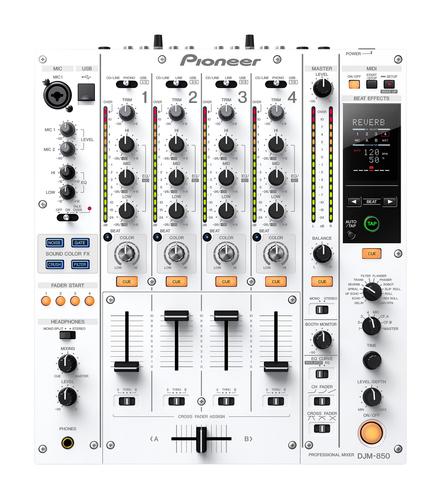Микшер для клуба Pioneer DJM-850-W