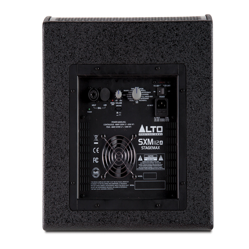 Активная акустическая система Alto SXM 112A активный сабвуфер alto ts212s