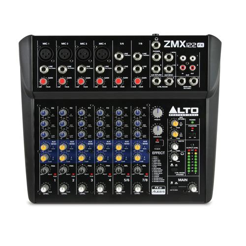 Аналоговый микшер Alto ZMX122FX alto alto sxa sat hd