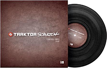 Dj аксессуар Native Instruments Traktor Scratch Pro Control Vinyl Black MK 2 виниловые пластинки trust ideal white vinyl