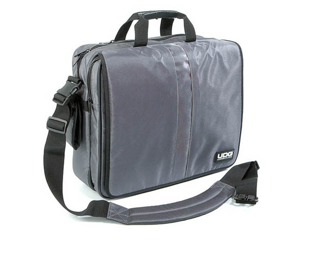 Универсальная сумка UDG Ultimate CourierBag DeLuxe 17 Steel Grey Orange inside универсальная сумка udg ultimate courierbag deluxe black