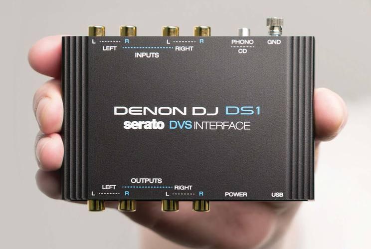 Звуковая карта для Dj Denon DJ DS1 dj оборудование в россии недорого