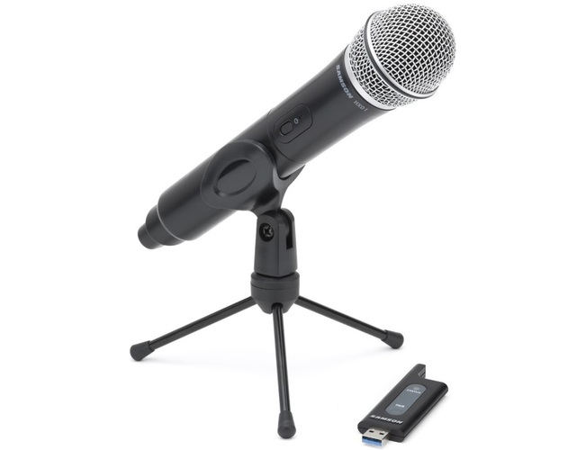 USB микрофон Samson Stage X1U samson rh600