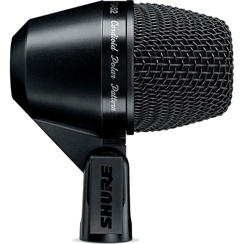 Микрофон для ударных инструментов Shure PGA52-XLR микрофон shure sm63lb