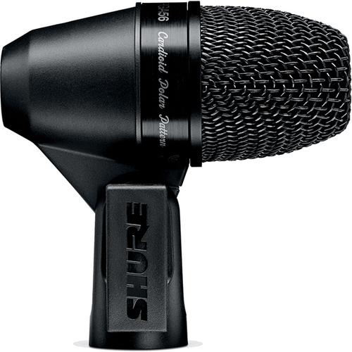 Универсальный инструментальный микрофон Shure PGA56-XLR микрофон shure sm63lb