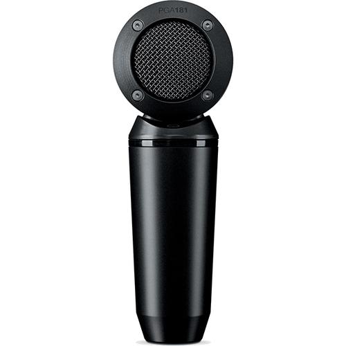 Микрофон для струнных инструментов Shure PGA181-XLR стерео микрофон shure vp88