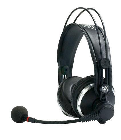 Интерком система AKG HSC171 гарнитура akg y20u черный