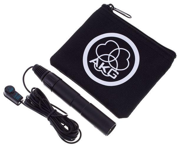 Микрофон для струнных инструментов AKG C411PP микрофон для ударных инструментов akg c518m