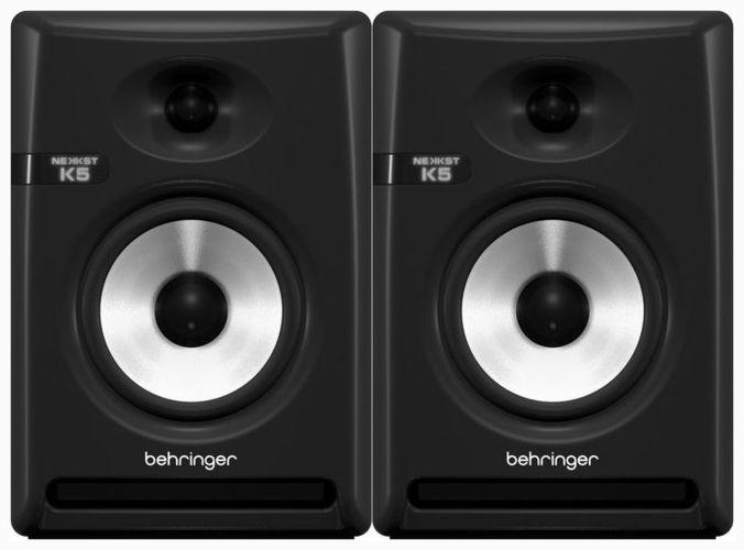 Активный студийный монитор Behringer NEKKST K5 монитор aoc 21 5 g2260vwq6 g2260vwq6