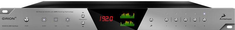 ЦАП-АЦП конвертер Antelope Audio Orion32 цап ацп конвертер benchmark dac3 hgc b