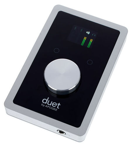 Звуковая карта внешняя Apogee Duet 2 for iPad and Mac apogee quartet for ipad and mac windows