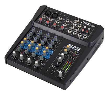 Аналоговый микшер Alto ZMX862 линейный массив alto sxa28p