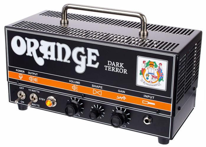 Усилитель головы Orange Dark Terror гитарный усилитель bugera 6262 infinium