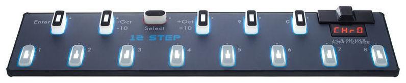Контроллер, фут-свитч Keith McMillen 12 Step цены онлайн