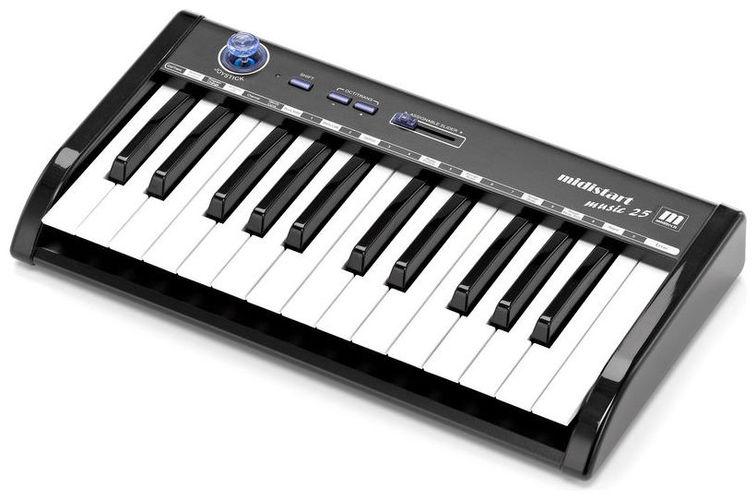 MIDI-клавиатура 25 клавиш Miditech Midistart Music 25 цена
