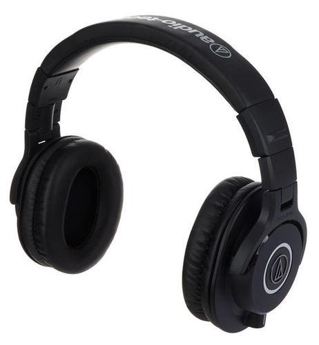 Наушники закрытого типа Audio-Technica ATHM40X наушники закрытого типа ultrasone edition 8 carbon