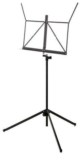 Пюпитр Millenium Music Stand Aluminium Black рама millenium pdr 5004 prof drum rack