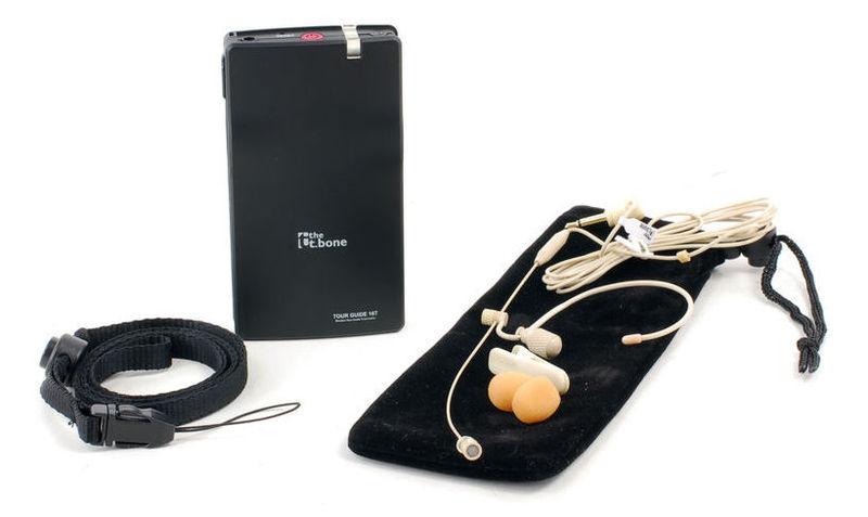 Оборудование для синхроперевода T.Bone Tour Guide TG 16 T anders portable wireless tour guide system for tour guiding simultaneous meeting church f4506a