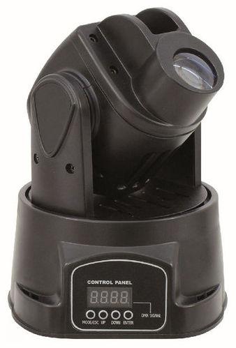 Вращающаяся голова spot EUROLITE LED TMH-6 Moving-Head Spot генератор дыма eurolite dynamic fog 600