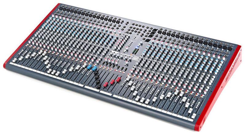 32-канальный микшер Allen & Heath ZED436 2 канальный микшер allen