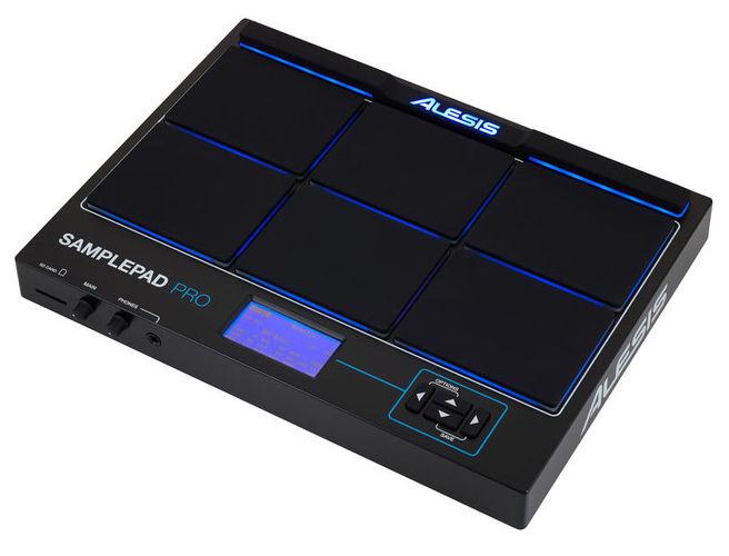 Перкуссия и пэд Alesis SamplePad Pro электронные барабаны alesis samplepad