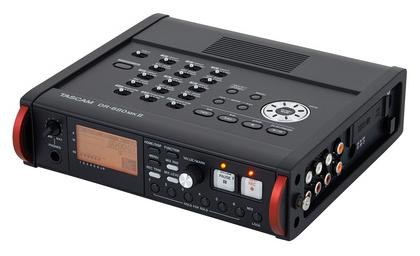 Рекордер Tascam DR-680 mkII профессиональный рекордер tascam md cd1 mkiii