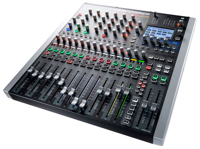 Цифровой микшер Soundcraft si Performer 1 цифровой микшерный пульт soundcraft si expression 1