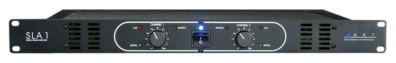 Усилитель мощности до 300 Вт (4 Ом) Art SLA-1 усилитель мощности 850 2000 вт 4 ом the t amp proline 3000
