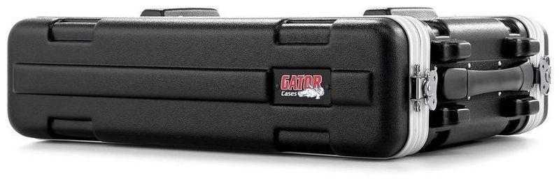 Рэковый шкаф и кейс Gator GR-2S кухонный смеситель omoikiri tateyama s gr латунь гранит leningrad grey 4994176