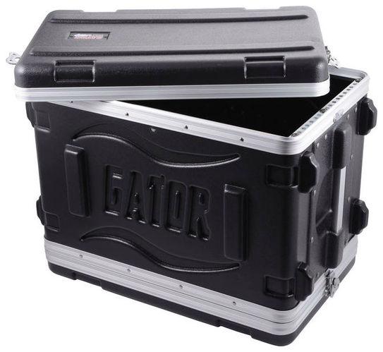 Рэковый шкаф и кейс Gator GR-6S кухонный смеситель omoikiri tateyama s gr латунь гранит leningrad grey 4994176